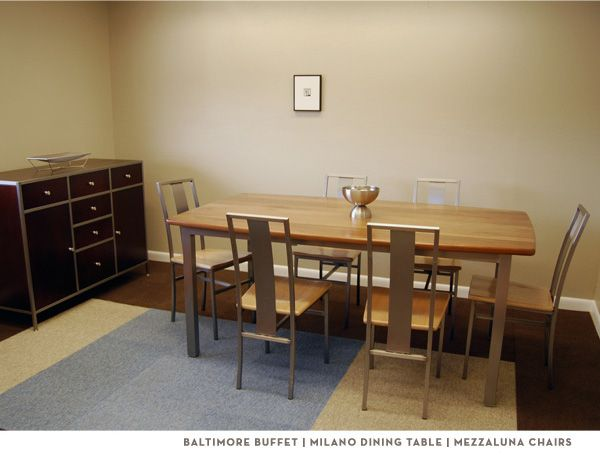 Dining Table And Room Dimension Guidelines
