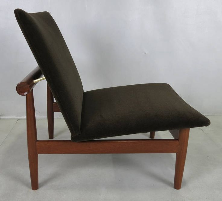 Japan Chair by Finn Juhl for France & Sons | From a unique collection of antique and modern slipper chairs at https://www.1stdibs.com/furniture/seating/slipper-chairs/