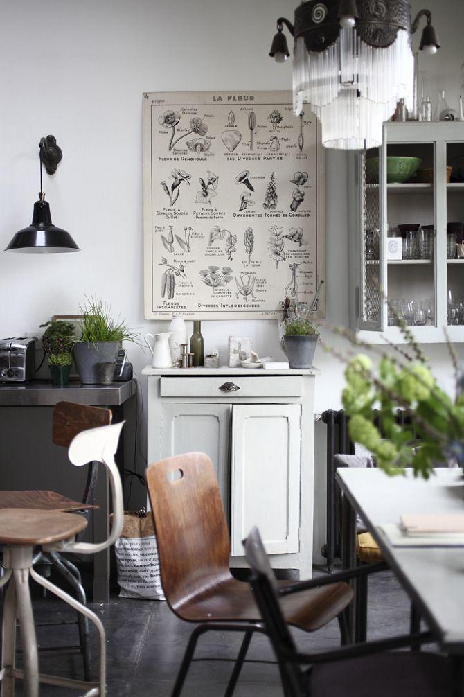 Inspiration kök - blogg för Tant Johanna