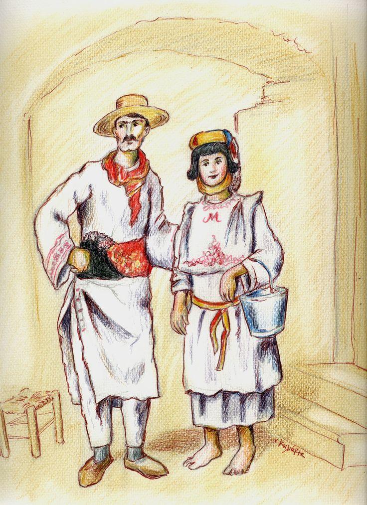 Πυργούσοι... φορεσιές
