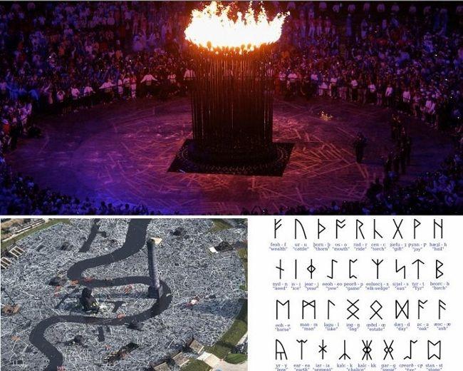 Illuminati Occult Symbolism in The 2012 London Olympics Opening Ceremony | World Truth.TV