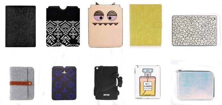 Notre sélection de coques et housses d'iPad et iPad mini à shopper
