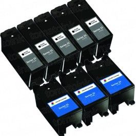 Sustainable printer ink? Not exactly, but this company has an environmental mission to recycle and reuse ink cartridges.