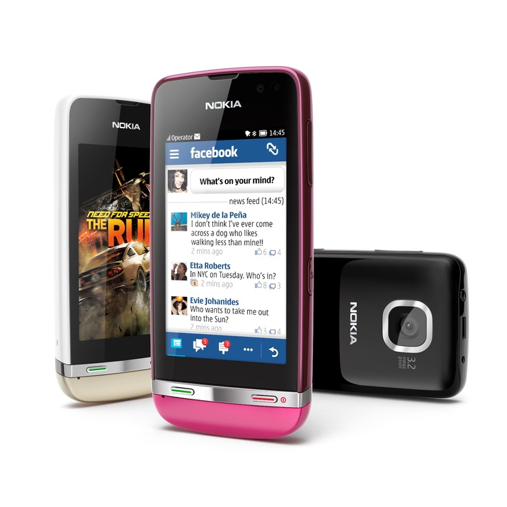 Explore the web affordably on your Nokia Asha device