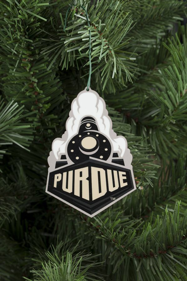 Purdue Christmas Tree 2020 Purdue Boilermaker Special Ornament   South Bend Woodworks in 2020