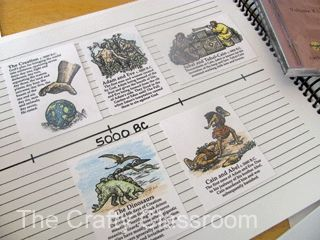 History Crafts & Activities - to go along with Mystery of History 1