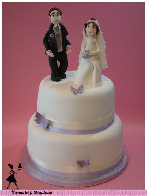 Les 67 meilleures images du tableau Wedding Cake sur Pinterest