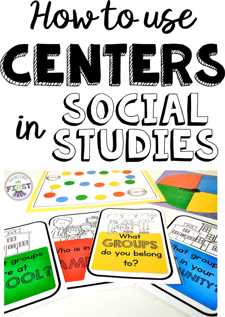 I have always struggled with teaching Social to my first grade students. I found it difficult to keep them motivated, a challenge getting ...