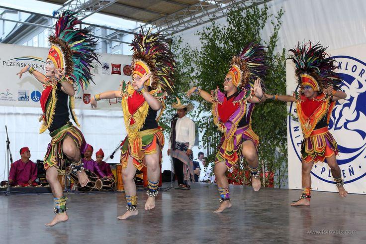 International folklore festival CIOFF in Pilsen (International Council of Organizations of Folklore Festivals and Folk Arts) #plzen2015