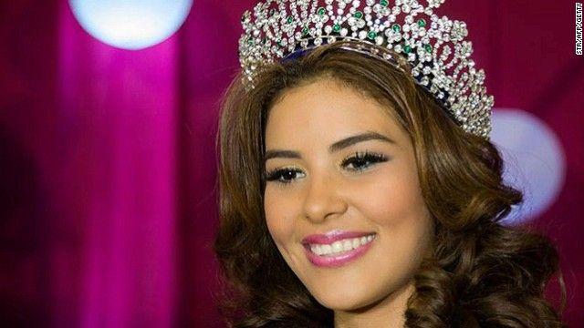 Honduran beauty queen found dead - CNN #Honduras, #Crime