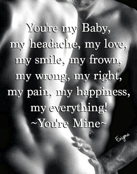 You Are My Everything Quotes Cool 146 Best Now That's Love Images On Pinterest  Quote My Heart And Words