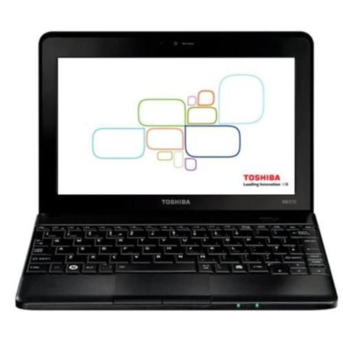 TOSHIBA Satellite NB510-11G Netbook