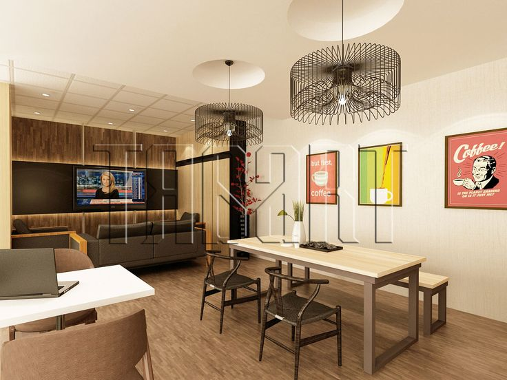A Break Out Area For Colleagues To Mingle And Discuss Office Design By Traart Private