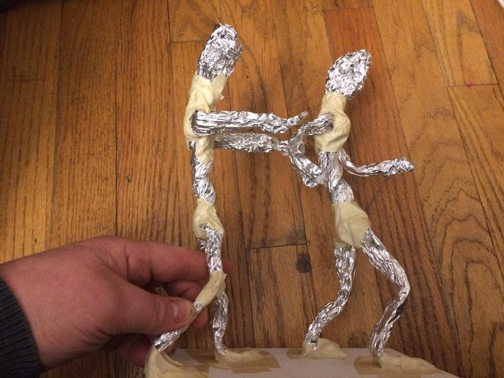 Craft Ideas With Aluminum Foil