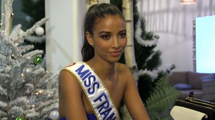 Miss France 2014 Flora Coquerel .