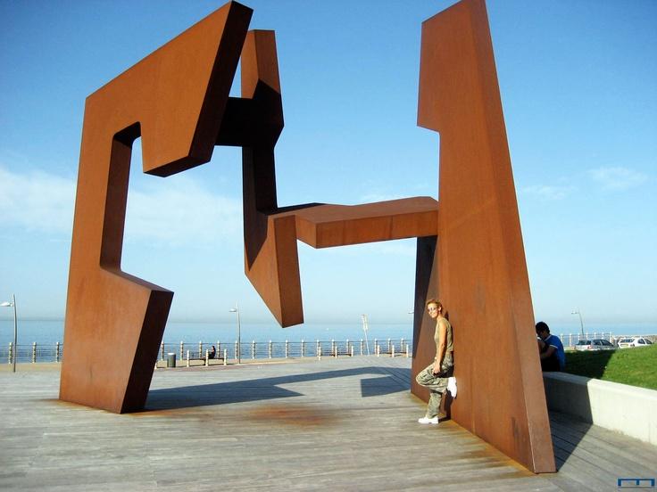 Oteiza's sculpture