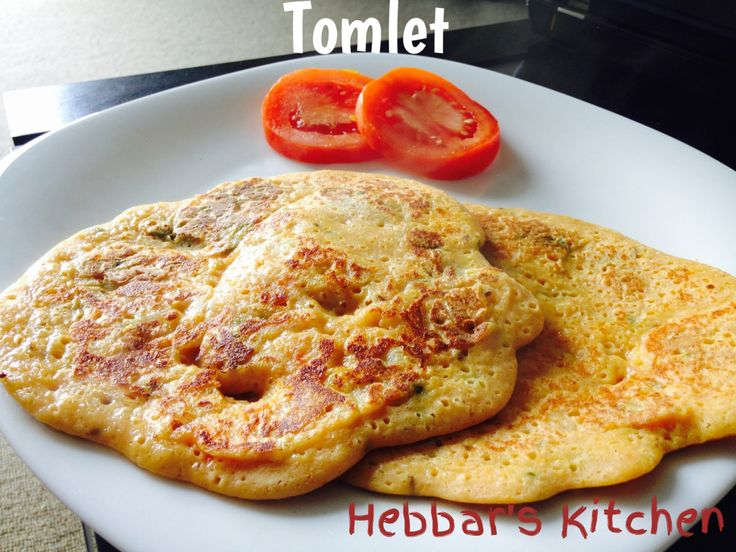 Tomato Dosa is popularly called as 'Tomlet' in Udupi. It is mixed combination of tangy, spicy and yummy. If you are bored of eating same old Dosa's, you must try this as they are not only easy to m...