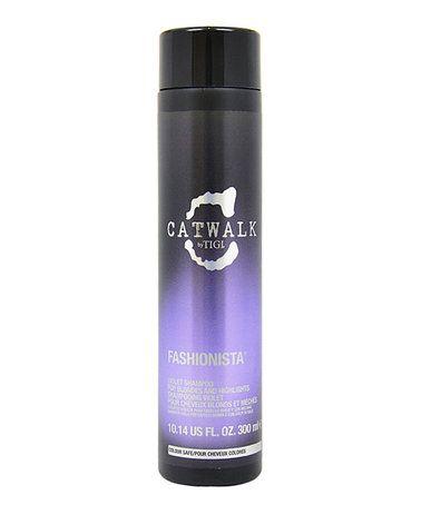 Another great find on #zulily! Catwalk Fashionista Violet Shampoo #zulilyfinds