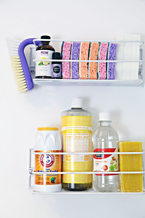 IHeart Organizing: Monthly Clean Home Challenge: Set Yourself Up for Success