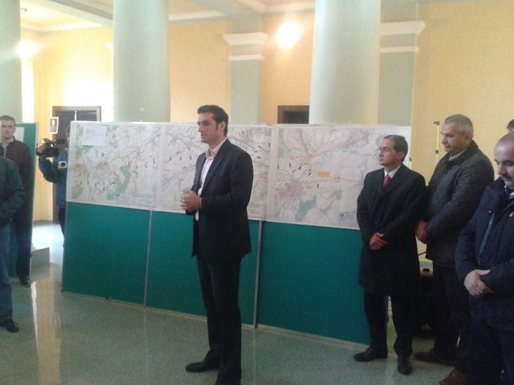 Ministrul Transporturilor a vizitat DN 76