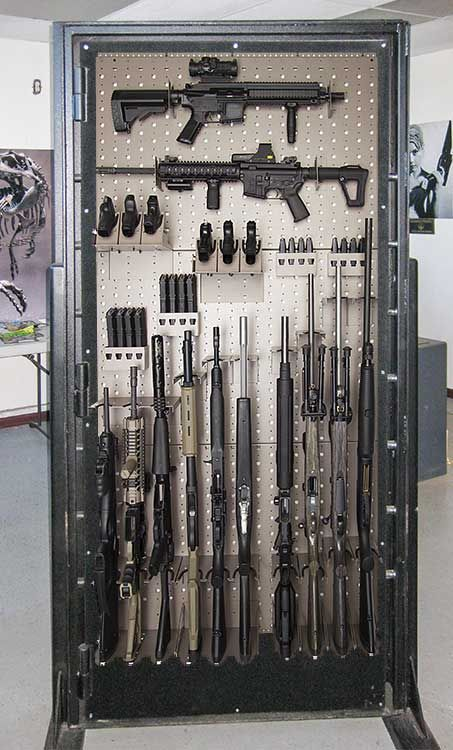 Gallow Tactical Back Gear Storage Weapon Storage Guns