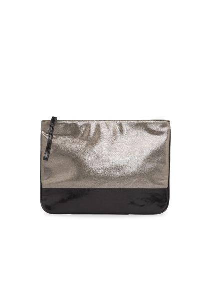 MANGO - TOUCH - Handtasche in Metallic-Optik