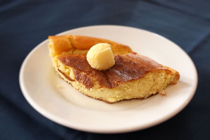 High quality photo of spoon bread