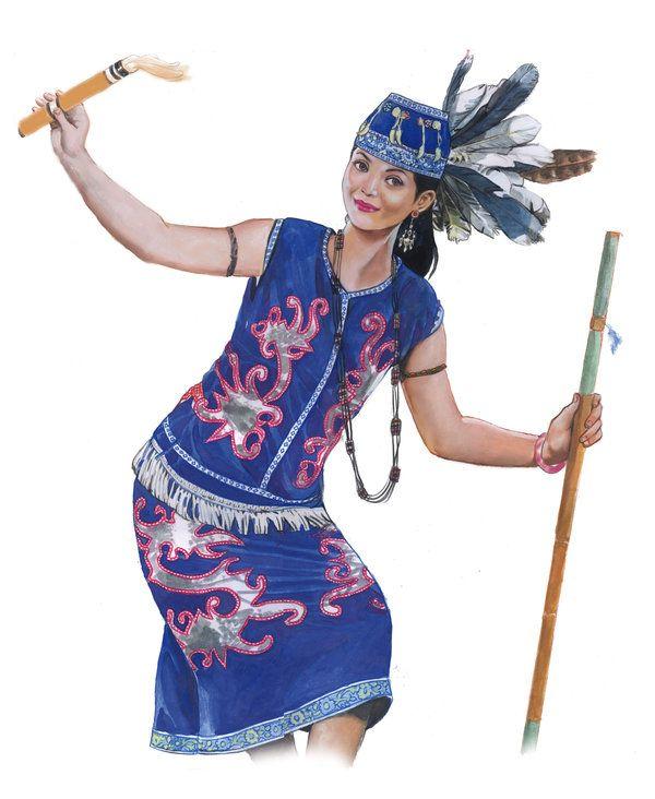 The Giring-giring Dance by Joemand.deviantart.com on @deviantART