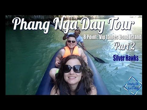 Phang Nga Day Tour | 8 Point: James Bond Island Plus Sunset | Part 2