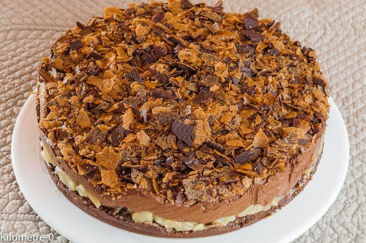 Gateau Chocolat Poire Anniversaire