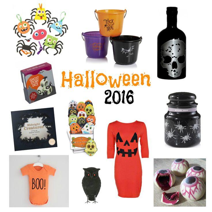 Halloween 2106 Must Haves #halloween
