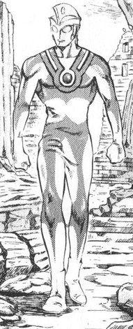 Ultraman Ace (in manga)