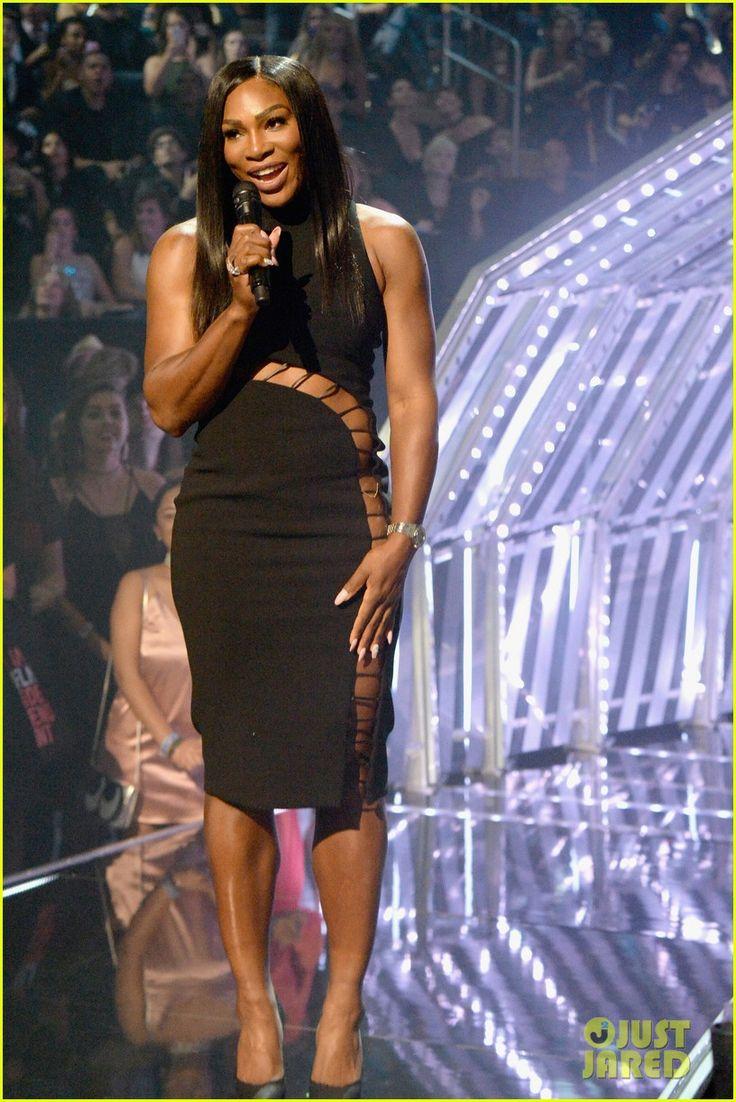 Serena Williams Introduces Beyonce at MTV VMAs 2016!   serena williams mtv vmas…
