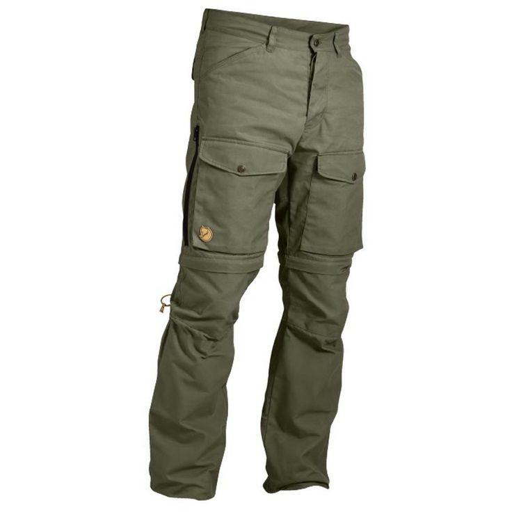 Hiking Pants Details Advanced trekking trousers in G-1000 Eco and G-1000 HD for demanding outdoor activities any season of the year. Innovative zip-off solution with built-in gaiter. Description Gaite