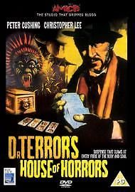 Dr Terror s House Of Horrors DVD NEW and SEALED Peter Cushing Christopher Lee