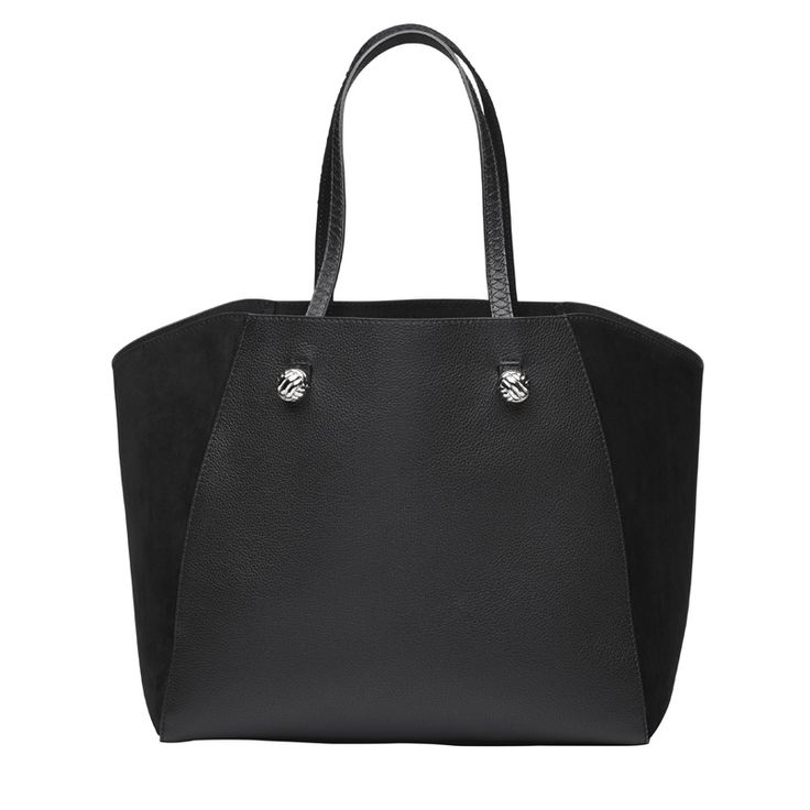 'Massimo' top handle bag is the Leowulff favorite! #leowulff #shopper #soft #suede