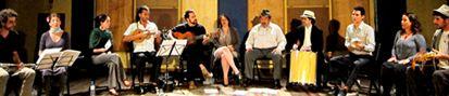 """O Conjunto João Rubinato pesquisa e divulga a obra de Adoniran Barbosa (nome artístico de João Rubinato). No show """"Jabá Sintético: As Músicas de Adoniran que a Rádio não Toca"""", o grupo apresenta uma seleção de canções pouco conhecidas do compositor paulista, temperadas com histórias curiosas sobre elas e seu autor. Violão, cavaco, surdo, pandeiro,...<br /><a class=""""more-link"""" href=""""https://catracalivre.com.br/geral/agenda/barato/conjunto-joao-rubinato-no-lira-da-vila/"""">Continue lendo »</a>"""