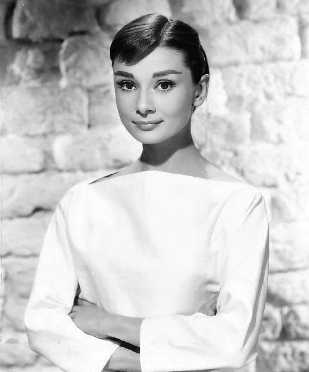 "Audrey HEPBURN (1929-1993) ***** #3 AFI Top 25 Actresses: Happiness is health and short memory! I wish I'd invented it, because it is very true."" Audrey Hepburn"