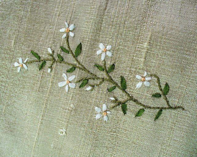 Silk ribbon embroidery | Stitching Life