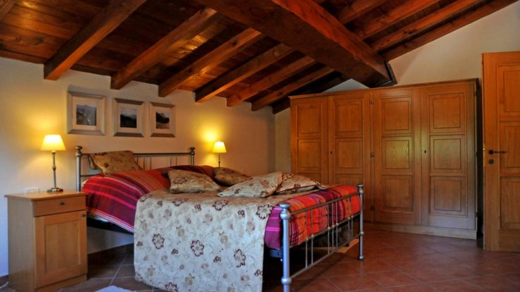 Villa Il Nido, Double bedroom