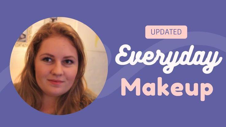 Updated everyday makeup (winter)