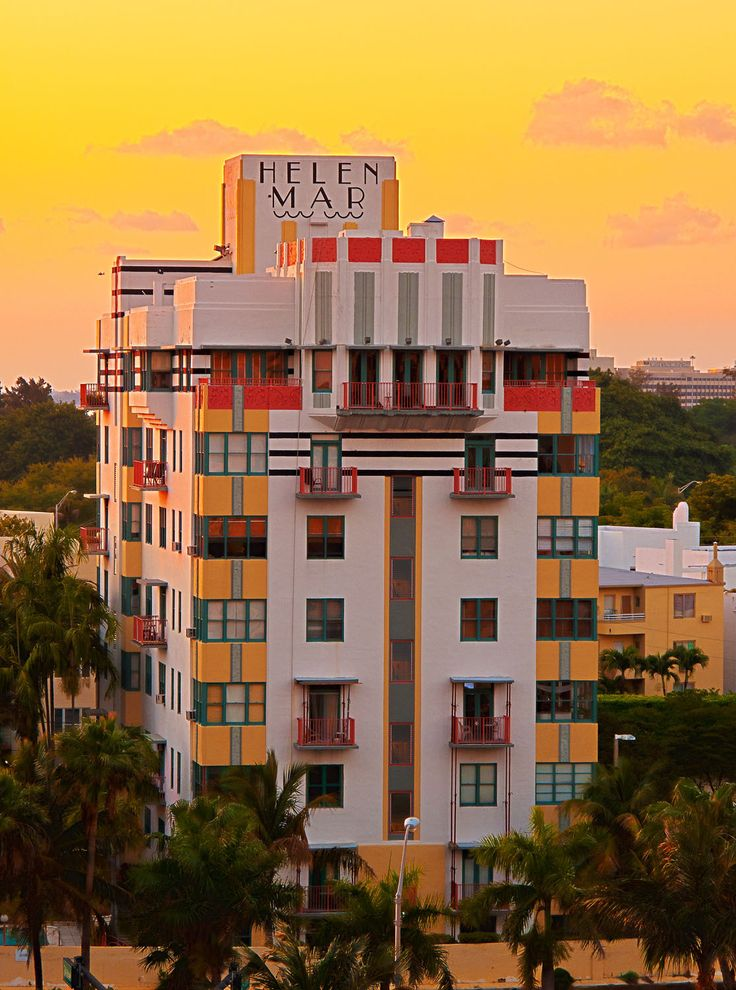 miami art deco - Google Search