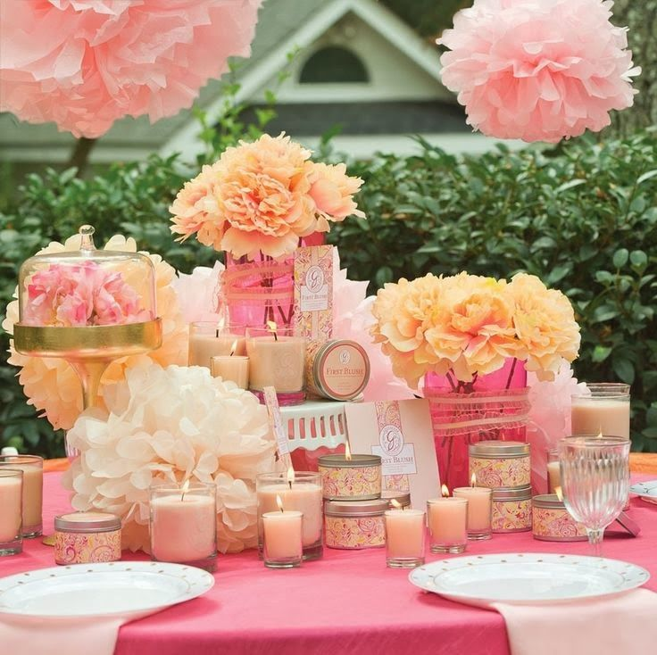 195 Best Peach Wedding Images On Pinterest