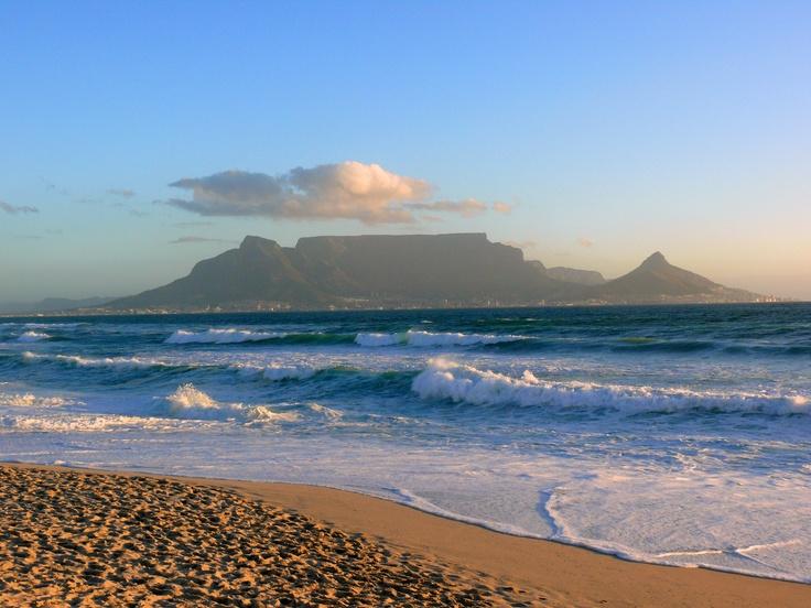 Der Tafelberg gehört zu DEN Sehenswürdigkeiten in Kapstadt!