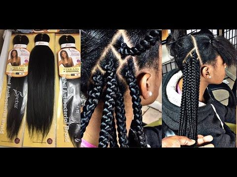 EZBRAID , ITCH FREE HAIR [Video] - https://blackhairinformation.com/video-gallery/ezbraid-itch-free-hair-video/