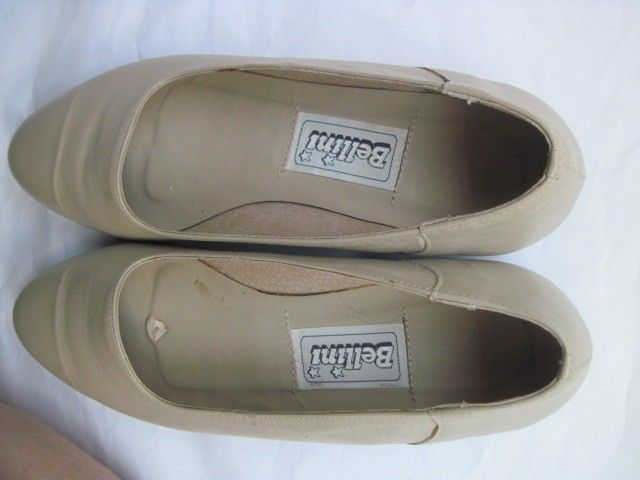 Well worn Women's Bellini Beige Tan shoes flats #Oxford #Shoes #Deal