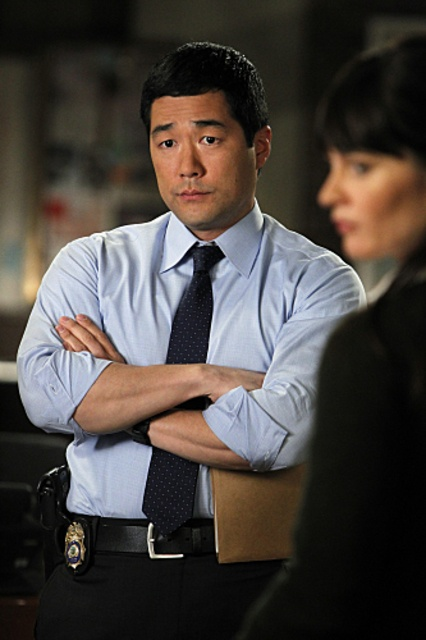 Tim Kang | in The Mentalist