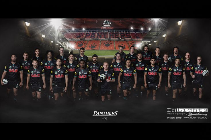 Inlights photography penrith panthers