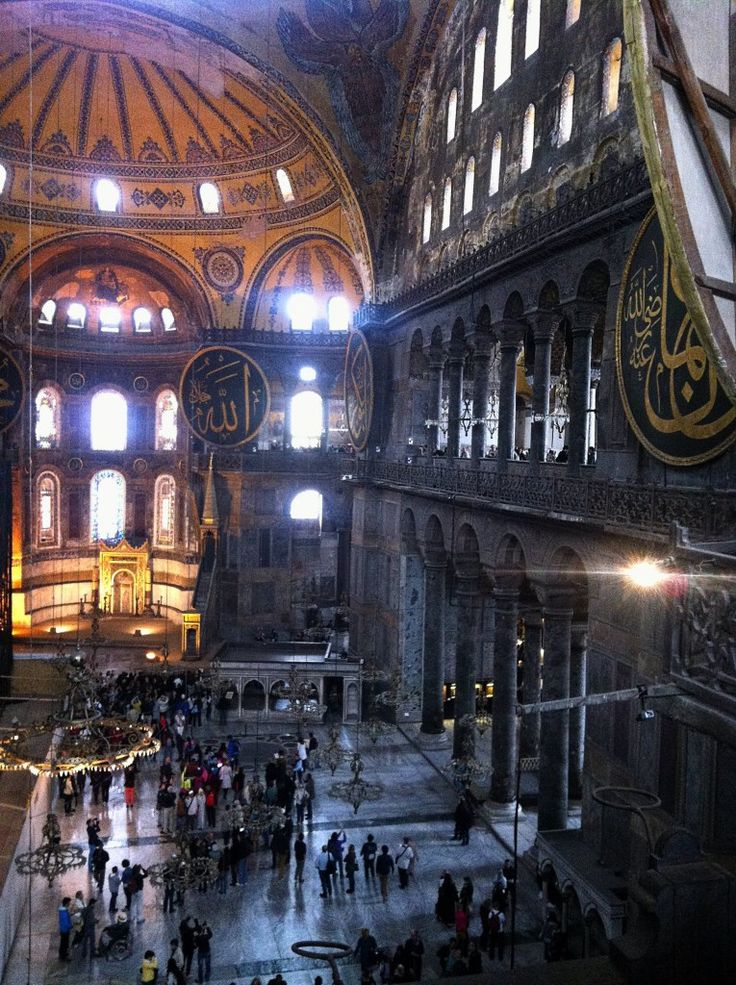 Istanbul - A Tale of Two Continents - Migrating Miss #hagiasophia #istanbul #turkey #travel #wanderlust #history