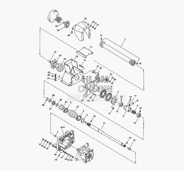 Seadoo 5 Engine Diagram Explained di 2020